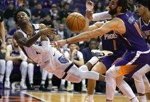 "NBA: ""Suns"" – ""Grizzlies"""