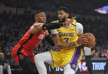 "NBA: ""Lakers"" – ""Rockets"""