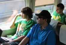 Rinktine keliauja i Tokiju (25.08...
