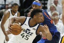 "NBA: ""Jazz"" – ""Thunder"""