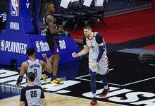 "NBA: ""76ers"" – ""Wizards"""