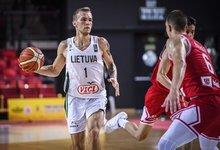 U20: Lietuva – Kroatija