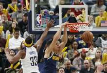 "NBA: ""Pacers"" – ""Nuggets"""