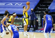"""NBA: """"Pacers"""" – """"76ers"""""""