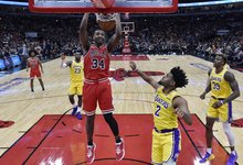 "NBA: ""Lakers"" – ""Bulls"""