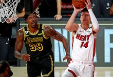"NBA finalas: ""Heat"" – ""Lakers"""
