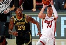 "NBA finalas: ""Heat"" – ""Lakers"""
