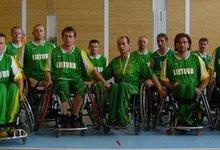 Neįgaliųjų čempionatas: Lietuva -...