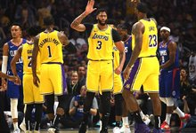 """NBA: """"Clippers"""" – """"Lakers"""""""