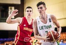 U16: Lietuva - Judokalnija