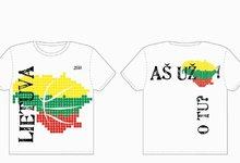 Sirgalių marškinėliai