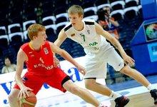 U18: Lietuva - Ispanija