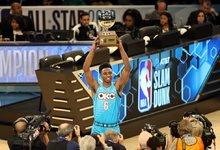 NBA dėjimų konkursas