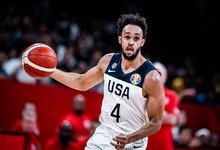Pasaulio taurė: JAV – Graikija