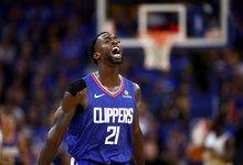 "NBA: ""Clippers"" – ""Warriors"""