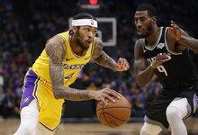 "NBA: ""Lakers"" – ""Kings"""