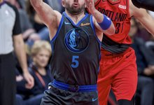 "NBA: ""Mavericks"" – ""Trail Blazers"""