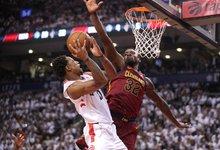 "NBA: ""Cavaliers"" – ""Raptors"""