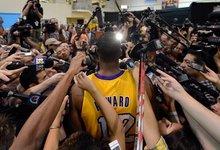 NBA priešsezoninė fotosesija