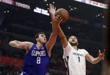 """NBA: """"Clippers"""" – """"Grizzlies"""""""