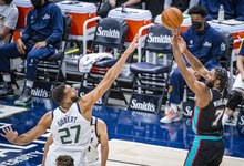 "NBA: ""Grizzlies"" – Jazz"""