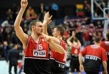 "Eurolyga: ""Lietuvos rytas"" – CSKA"