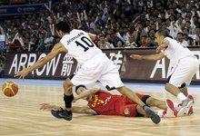 Kinų triumfas Azijos čempionate