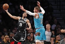 "NBA: ""Grizzlies"" – ""Nets"""