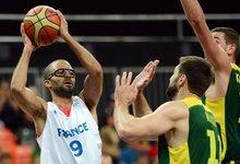 Olimpiada: Lietuva - Prancūzija