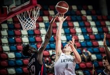 U18: Lietuva – Prancūzija