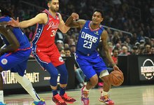 """NBA: """"76ers"""" – """"Clippers"""""""