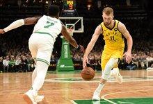 "NBA: ""Celtics"" – ""Pacers"""