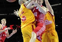 Kova dėl bronzos: Makedonija -...
