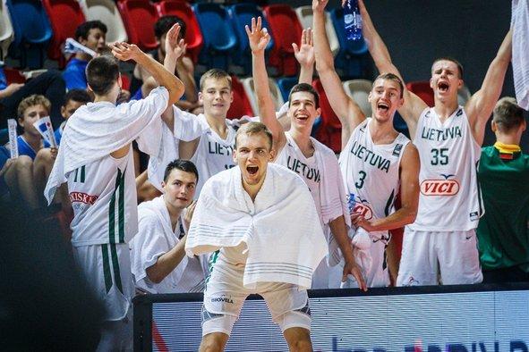 Lietuvos U20 rinktinė