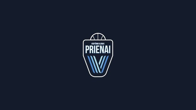 """""""Prienų"""" logotipas"""
