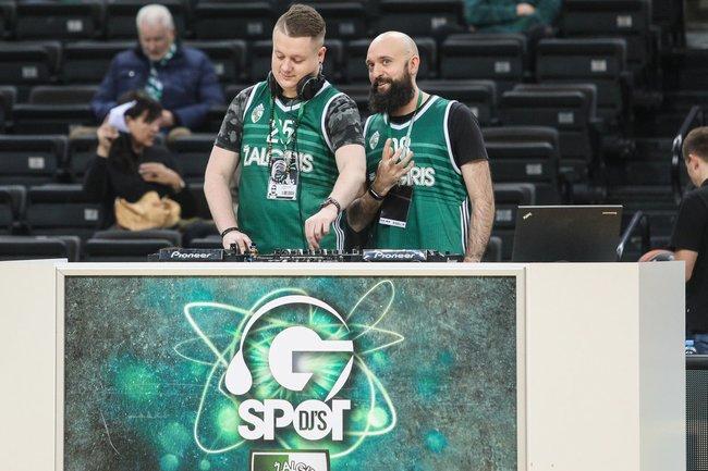 G-Sport DJ'S