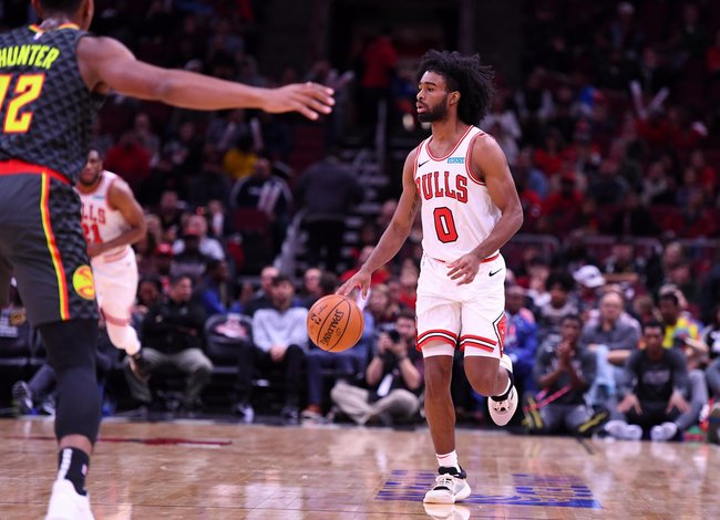 Coby White'as