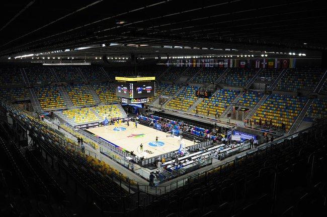 Gran Kanarijos arena