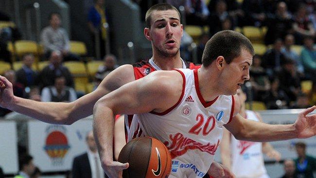 V.Dragičevičius ateinantį sezoną gali debiutuoti Eurolygoje (Scanpix)