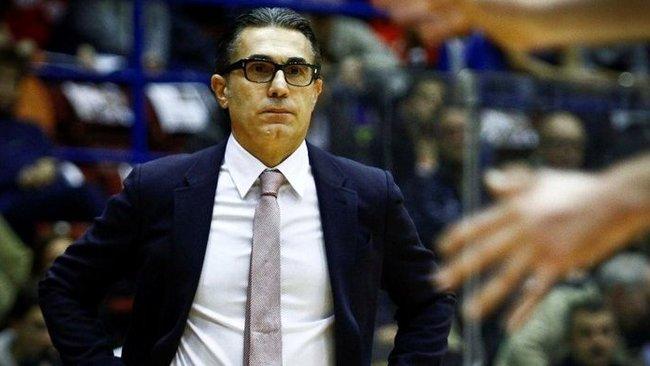 S.Scariolo pradeda burti komandą naujam sezonui (Scanpix)