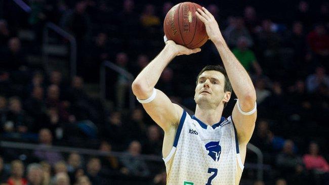 D.Lavrinovičius pateko tarp dešimties geriausių Europos taurės turnyro krepšininkų (Fotodiena.lt)