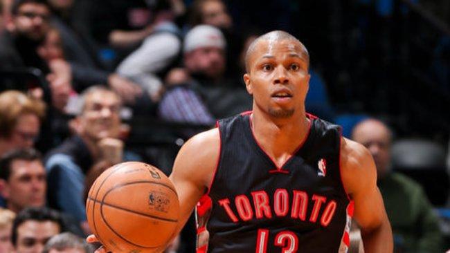 Krepšininkas rungtyniavo Toronte nuo vasario (Scanpix nuotr.)