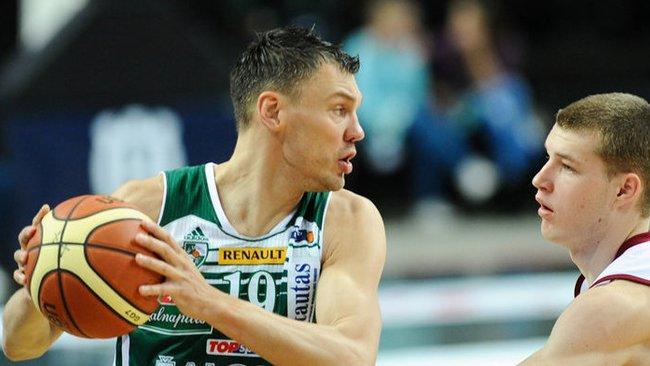 Š.Jasikevičius išrinktas ryškiausia LKL žvaigžde (Fotodiena.lt)