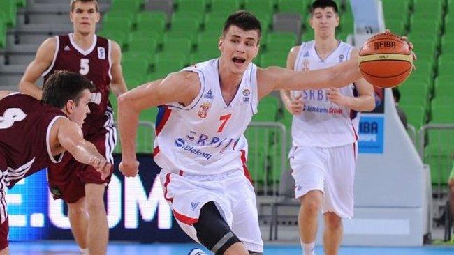 N.Dangubičius vasarą buvo pašauktas NBA naujokų biržoje (FIBA Europe nuotr.)