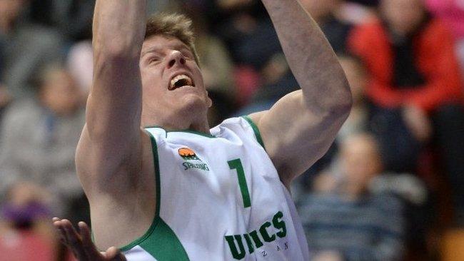 Amerikietis sezoną praleido Kazanėje (Scanpix nuotr.)