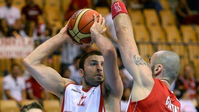 M.Markoishvilis grįžta į aikštelę (AFP-Scanpix)