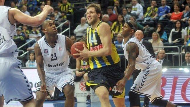 B.Bogdanovičius kitą sezoną už Atlanto nesikels (Scanpix)