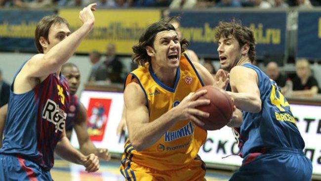 "K.Lončaras su ""Chimki"" sieks vietos Eurolygoje (Scanpix)"
