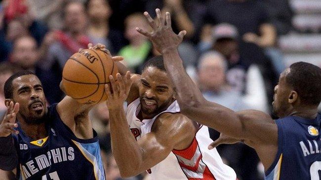 Andersonas šį sezoną įsitvirtino Toronto klube (AFP-Scanpix nuotr.)