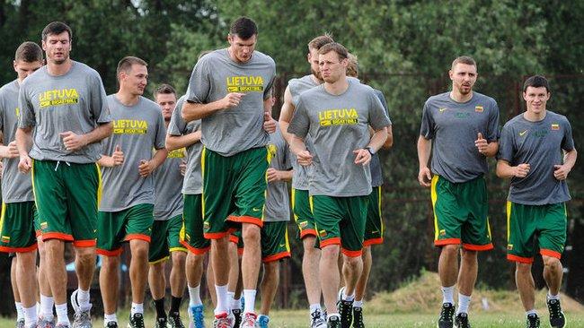 Lietuvos rinktinė pirmąsias rungtynes žais liepos 26 dieną (Fotodiena.lt)